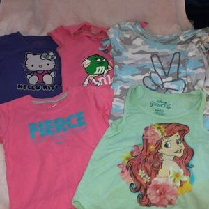Other - Five bunch of girls T-shirt's